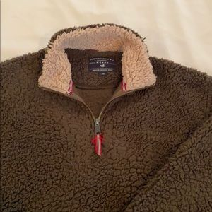 Southern Marsh Appalachian Pile Pullover